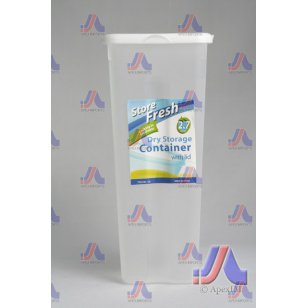 STORE FRESH CONTAINER W/ LID 2.7 LITERS
