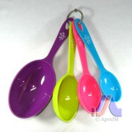 Color Coded Measuring Scoops