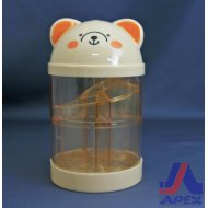 Bear Coin Sorter Bank