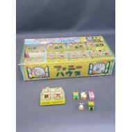 MINI ERASER FUNNY HOUSE 40 PCS/BOX