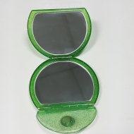 Purse Mirror Semi-Oval