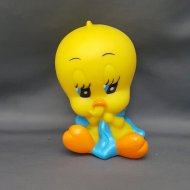 Tweety Bank Vinyl Toy