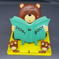 4 In 1 Bear Book Stand
