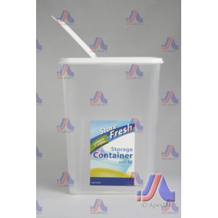 STORE FRESH CONTAINER W. LID LARGE
