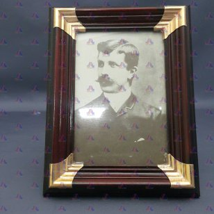 ANTIQUE PHOTO FRAME 3.5 X 5