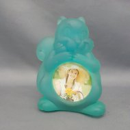 Frosted Animal Photo Frame Squirrel