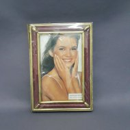 Red Photo Frame 3.5 X 5