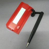 Magnetic Memo Holder w/ Ballpen