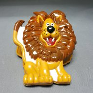 Magnetic Memo Holder Lion