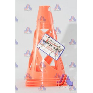 FLEXIBLE MARKER CONES (PACK OF 4)