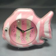 BATH ROOM CLOCK FISH DESIGN