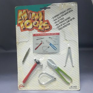 MINI TOOLS (7 ASSTD)