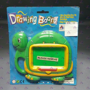 DRAWING BOARD TURTLE