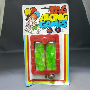 TAG ALONG GAME - LEAP FROG