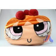 BLANKET POWER PUFF GIRLS ORANGE BLOSSOM
