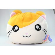 BLANKET HAMTARO (ORANGE)